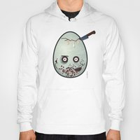 zombies Hoodies featuring Zombies by Marcos Lozano