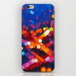 Abstract painting - Carl Soete iPhone Skin