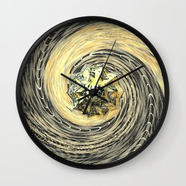 Star world Wall Clock