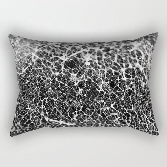 October Web Rectangular Pillow