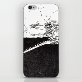 Leviathan iPhone Skin