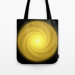 Natural Human Progression Toward Enlightenment Tote Bag