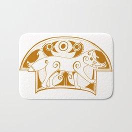 The Sienna Norse Fox Bath Mat