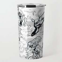 Comics Travel Mug