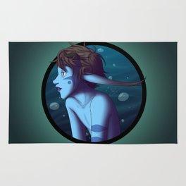Rainie Underwater Rug