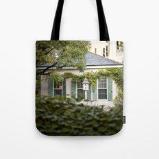 glimpse::charleston Tote Bag