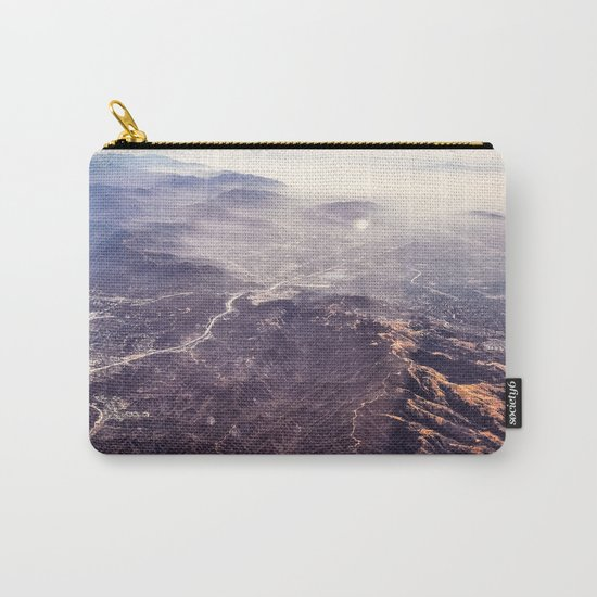 The World Below Carry-All Pouch