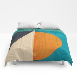 Regata al Tramonto Comforters