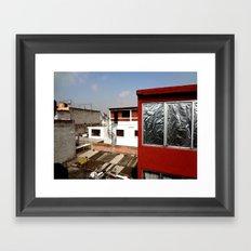 Chilango House Framed Art Print