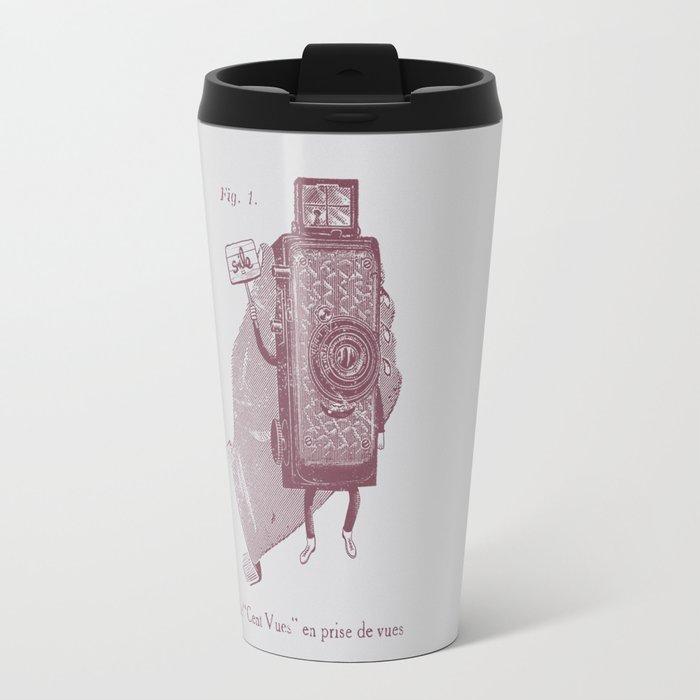 Cent Vues Travel Mug
