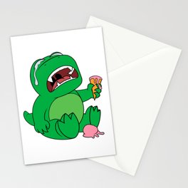 Little Dinosaur, Big Feelings (Splat!) Stationery Cards