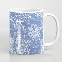 Snowflake pattern Coffee Mug