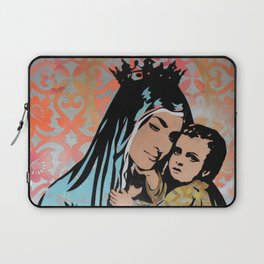 In Guad we Trust Laptop Sleeve