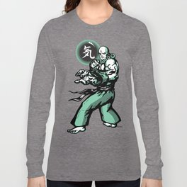 The Monk and The Orb Long Sleeve T-shirt