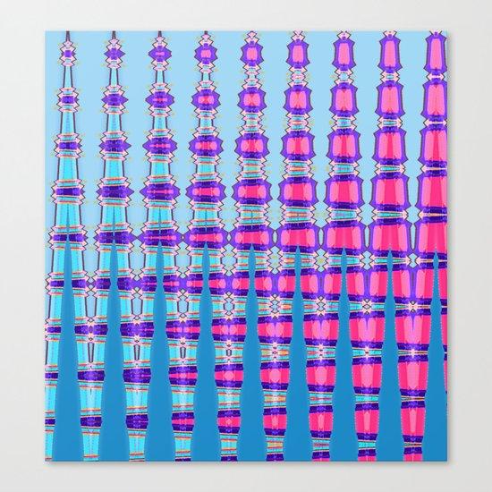 colorfingers Canvas Print