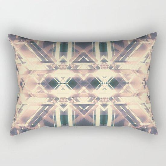 Downtrodden Rectangular Pillow