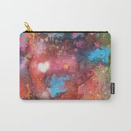 Rainbow Nebula (Love is Creation) Carry-All Pouch