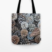 plant Tote Bags featuring plant by kartalpaf