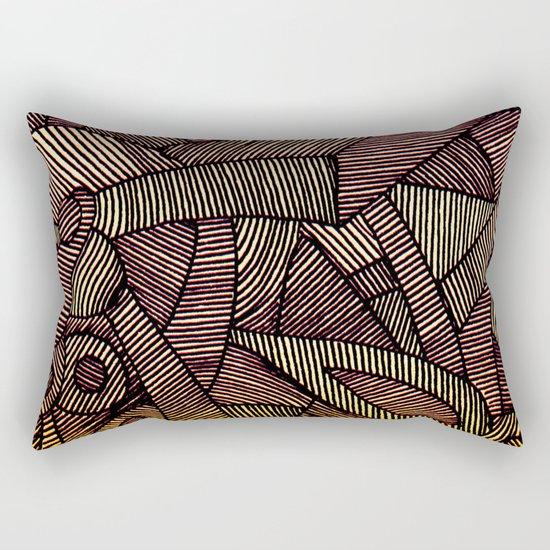 - heat - Rectangular Pillow
