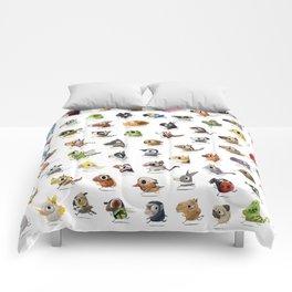 Marathon Animals Comforters
