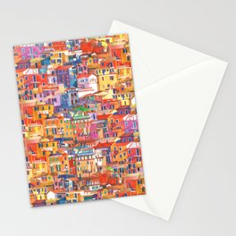 Seamless Cinque Terre Stationery Cards