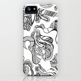 MexicandatewithMargaritas iPhone Case