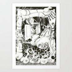 060812 Art Print