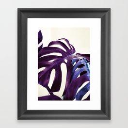 plant3 Framed Art Print
