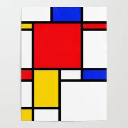 Piet Pattern Poster