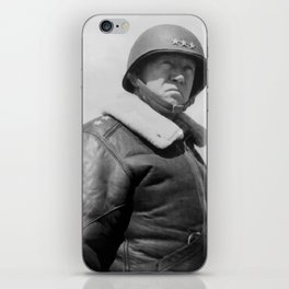 General George S. Patton iPhone Skin