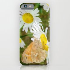 Butterfly :: Rings of Gold Slim Case iPhone 6s