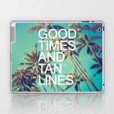 Good Times Laptop & iPad Skin