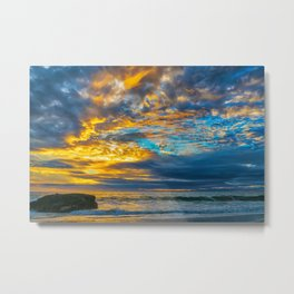 Sunset Sky Over Laguna II Metal Print
