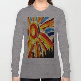 Big Sun Long Sleeve T-shirt
