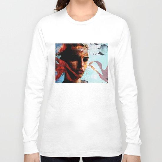 memories of sadness Long Sleeve T-shirt