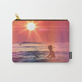 Vivid Summer Carry-All Pouch