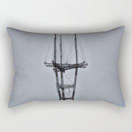Sutro Tower Rectangular Pillow