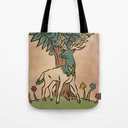 The Guardian Stag Tote Bag