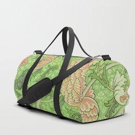 Chrysanthemum Floral Pattern Duffle Bag