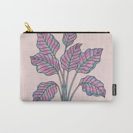 Caladium Plant Carry-All Pouch