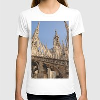 milan T-shirts featuring Milan by Alan Wong