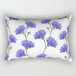 Cornflower Rectangular Pillow