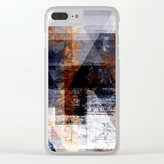 Spitzbergen VI Clear iPhone Case