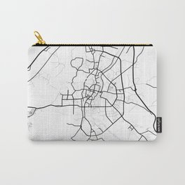 Guilin Light City Map Carry-All Pouch