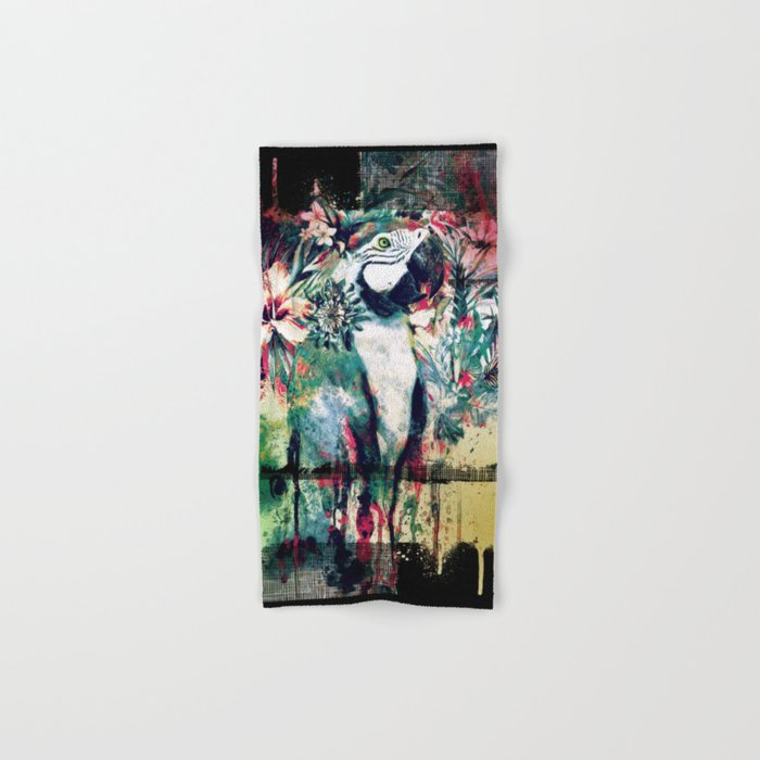 PARROT Hand & Bath Towel