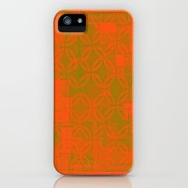 gold space? iPhone Case