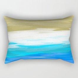Home is where the BEACH is Rectangular Pillow