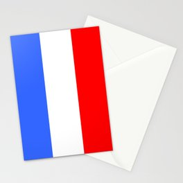 Drapeau français Stationery Cards