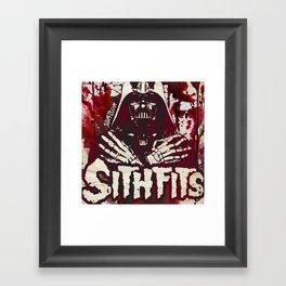 Sithfits - Sith Bloody Sith Framed Art Print