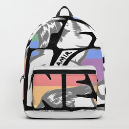 Never Fear Love Backpack